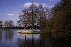 Kralingse-Bospark Stockfoto