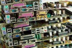 Kram-Motherboards Lizenzfreie Stockfotografie