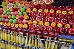 Kram pełno owoc Zdjęcie Royalty Free