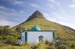 Kramat в Кейптауне на ноге холма сигнала стоковая фотография rf