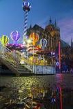 Kramerbruckenfest в Эрфурте 17 06 2016 Стоковая Фотография