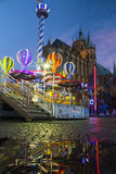 Kramerbruckenfest w Erfurt 17 06 2016 Fotografia Stock