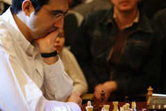 Kramnik 3 Stockfotos