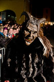 Krampus show Royalty Free Stock Photos