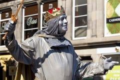 Krana festiwal Edinburgh obraz royalty free