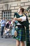 Krana festiwal Edinburgh obraz stock