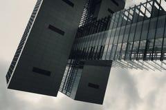 Kranhaus, Cologne - contemporary architecture Stock Photo