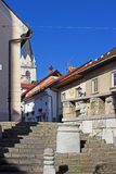 Kranj Slovenia Royalty Free Stock Photo