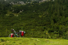 Kranjska Gora Royaltyfria Bilder