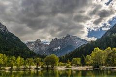 Kranjska Gora Stockfoto