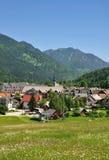 Kranjska Gora, alpi di Julian, Slovenia Fotografia Stock