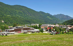 Kranjska Gora,Slovenia Royalty Free Stock Photography
