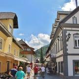 Kranjska Gora, Slovenia Fotografia Stock
