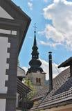 Kranjska Gora, Slovenia Immagini Stock Libere da Diritti