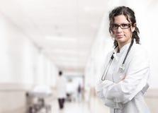Krankenhaus Lizenzfreies Stockfoto