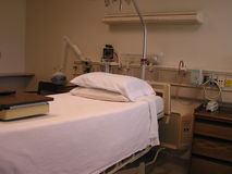 Krankenhaus-Raum 4 Stockfotografie