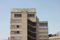Krankenhaus Salamanca Stockfotos