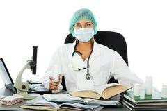 Krankenhausarbeitsprozess