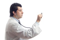 Krankenhausdoktor Lizenzfreie Stockfotografie