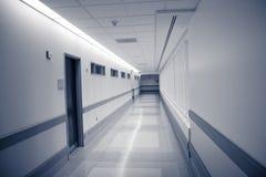Krankenhausgehweg Stockfotos
