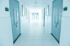 Krankenhaushalle Lizenzfreies Stockfoto