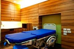 Krankenhausraum Stockfoto