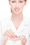 Krankenpflege Stockbild