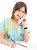 Krankenschwester Lizenzfreie Stockfotos
