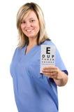 Krankenschwester 2 Lizenzfreie Stockfotografie