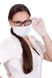 Krankenschwester Lizenzfreie Stockbilder