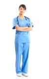 Krankenschwester stockfoto