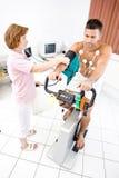 Krankenschwesterfunktion Lizenzfreie Stockfotos