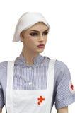 Krankenschwesterpuppe Lizenzfreies Stockfoto