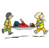 Krankenträger Stockbilder