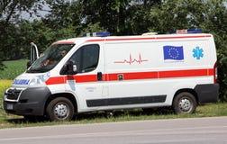 Krankenwagen Lizenzfreie Stockfotografie