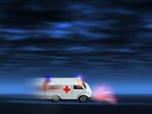 Krankenwagen lizenzfreie stockfotos