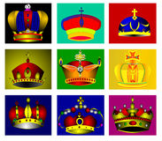 krankollazh nio Royaltyfri Fotografi