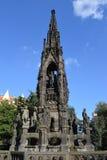 Krannerova fontanna Obraz Royalty Free