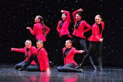 kranowy taniec zdjęcie royalty free