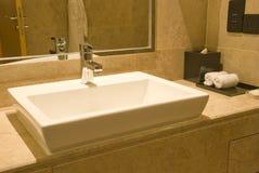 kranowy washbasin zdjęcie stock
