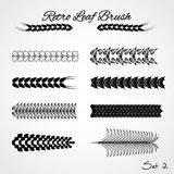 Kransar Brush2-01 Royaltyfri Fotografi