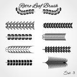 Kransar Brush2-02 Royaltyfria Bilder
