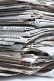 Kranten Stock Foto