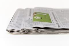 Kranten Stock Afbeeldingen