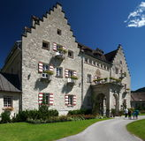 Kranzbach城堡 库存图片