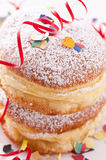 Krapfen Royalty Free Stock Photos
