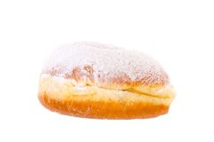 Krapfen Berliner Pfannkuchen Bismarck Donut brightened Royalty Free Stock Image