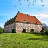 Krapperup Castle in Sweden Royalty Free Stock Images