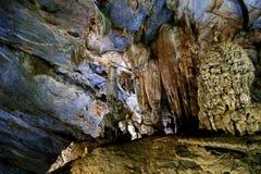 Kras formacja Phong Ke uderzenia park narodowy obrazy stock