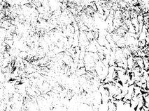 Kras grunge stedelijke achtergrond Textuurvector Royalty-vrije Stock Afbeelding